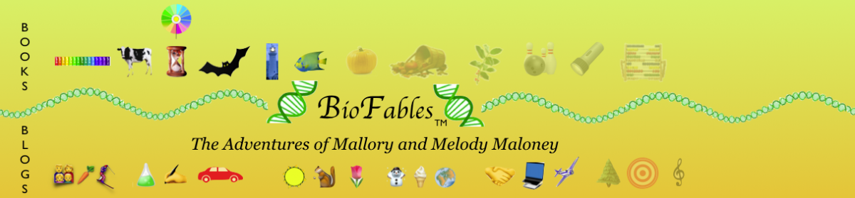 BioFables: Science-based children's stories